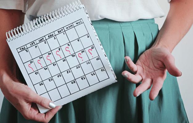 حساب موعد الدورة الشهرية والحمل